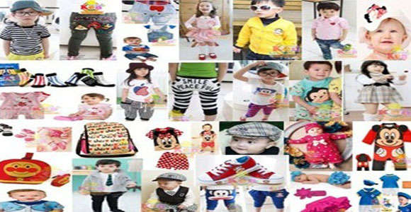 Grosir Pakaian Anak2