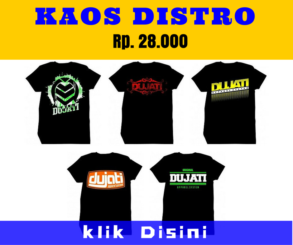 Grosir Kaos Distro Murah