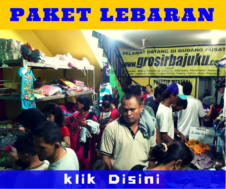 Grosir Paket Lebaran Murah