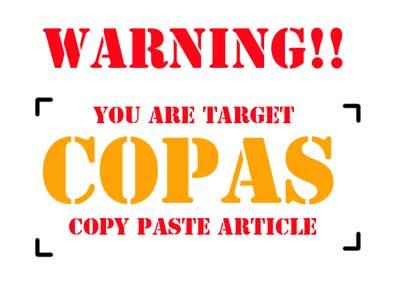 Bisnis Online Copy Paste Dari Rumah