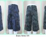 Grosir Jeans Army 34 Anak Murah Tanah Abang