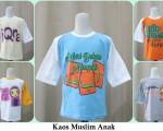 Sentra Grosir Kaos Muslim Anak Termurah Tanah Abang