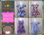 Pusat Grosir Dress Motif Anak Perempuan Murah Tanah Abang