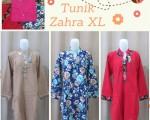 Sentra Grosir Tunik Zahra XL Wanita Dewasa Murah