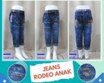 Pusat Grosir Celana Jeans Rodeo Anak Laki Laki Murah