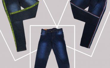 Grosir Celana Jeans List Anak Murah 52ribuan