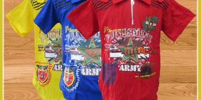 Grosir Kaos Krah Anak Murah 15ribuan
