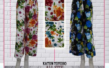 Celana Kulot Toyobo