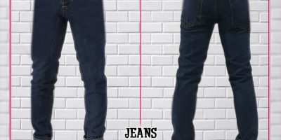 Jeans Denim Dws PJ