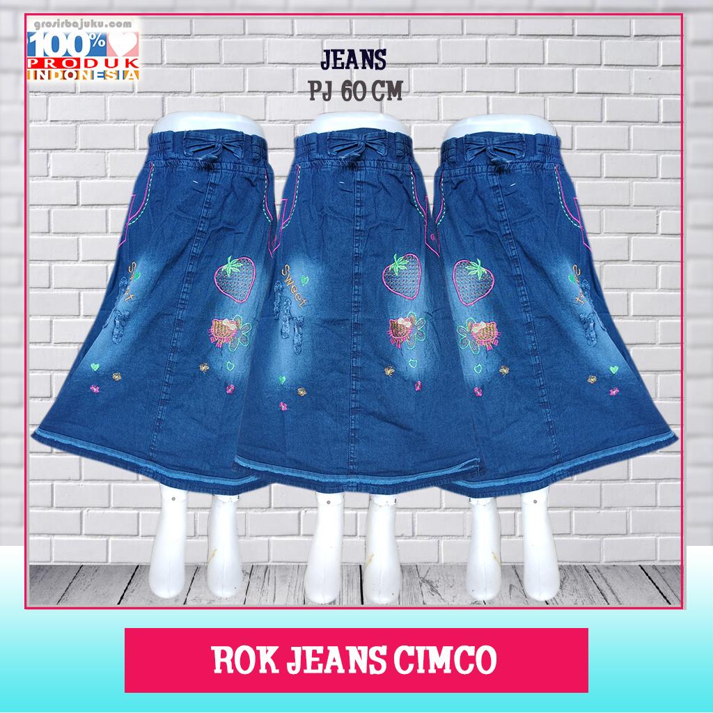 Rok Jeans Cimco