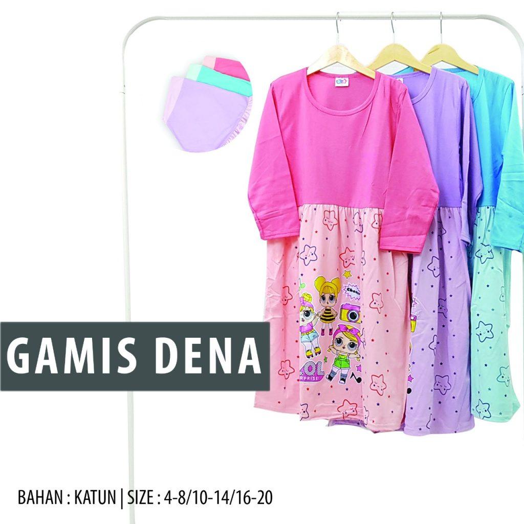 Gamis Dena Murah