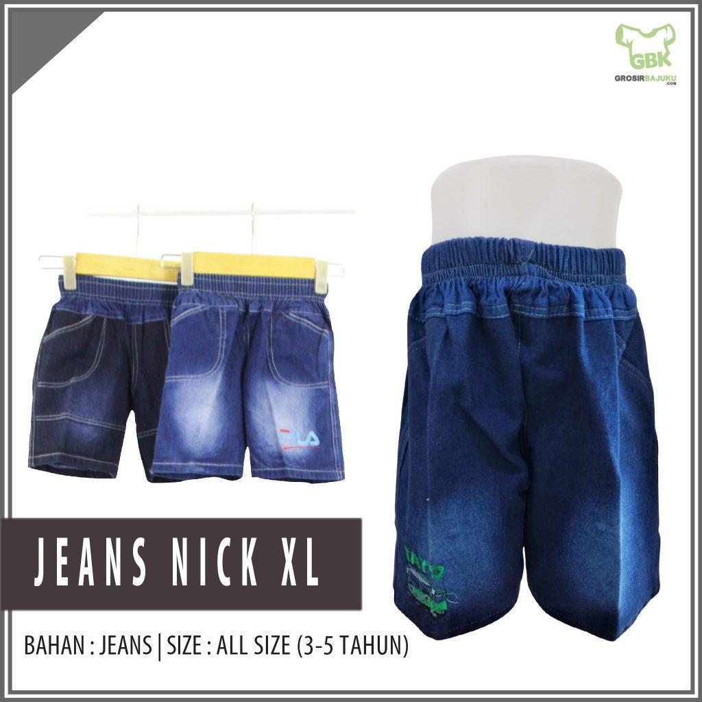 JEANS NICK XL