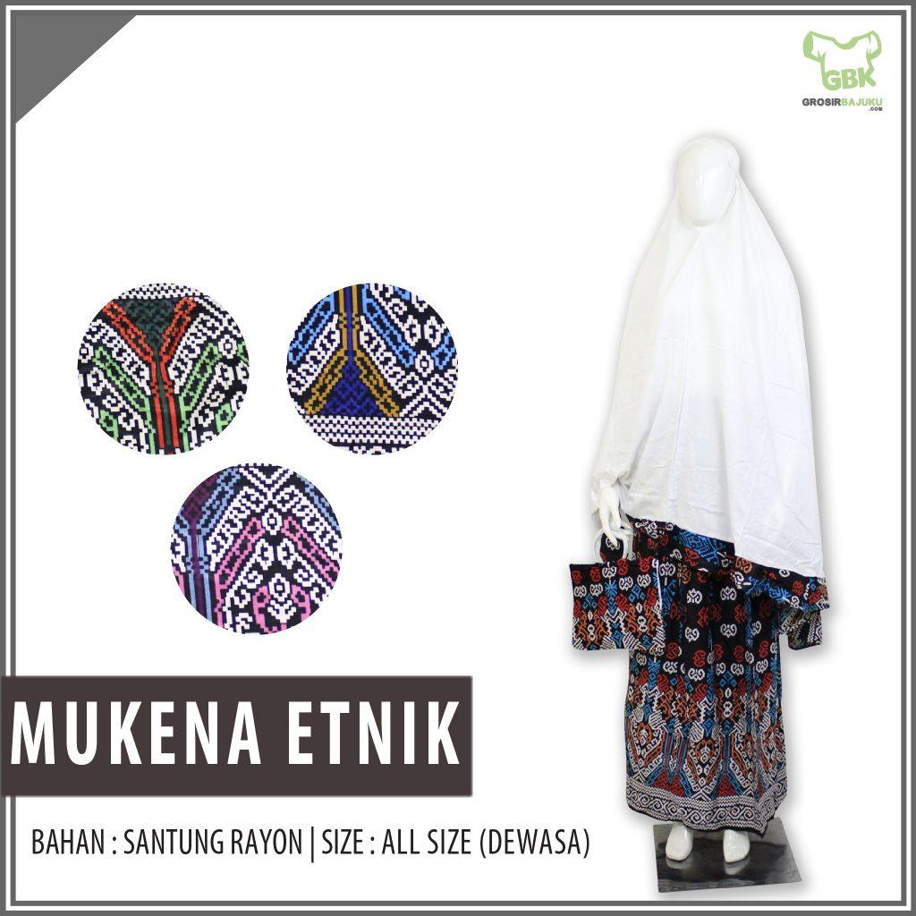 Mukena Etnik