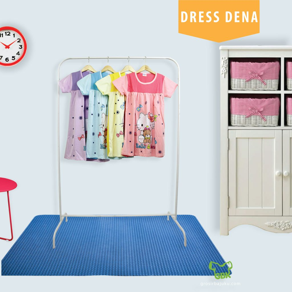 Dress-Dena Anak
