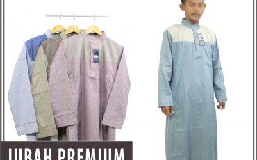 Jubah Premium