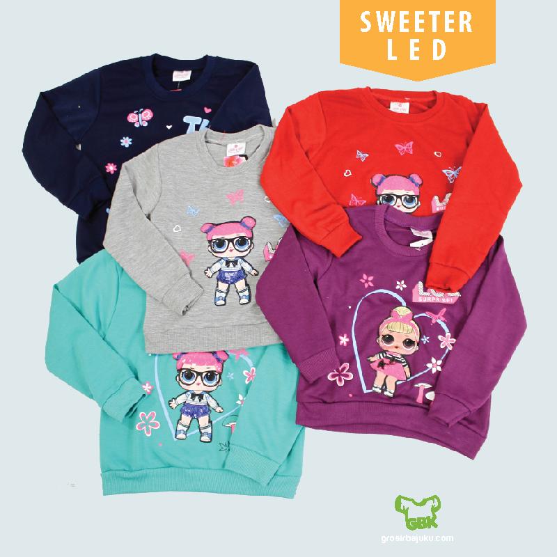sweater led
