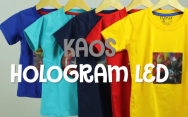 kaos hologram led