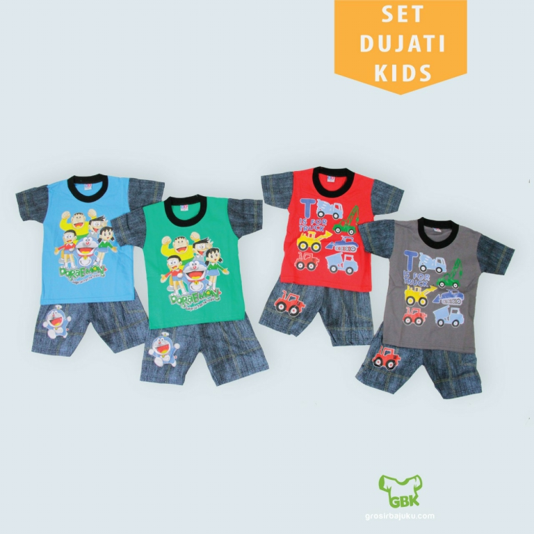 Set Dujati Kids