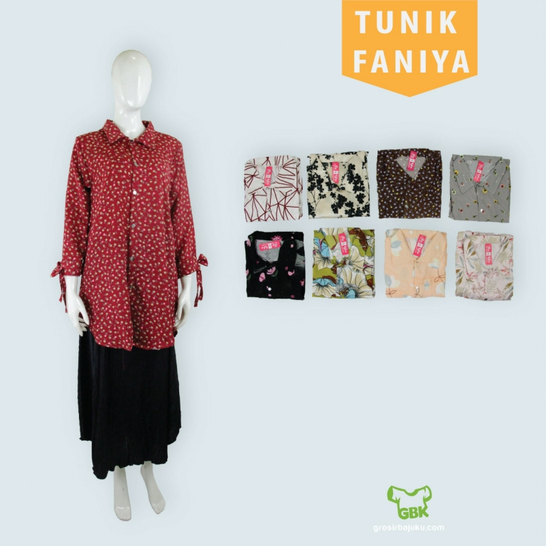 Single - Tunik Faniya