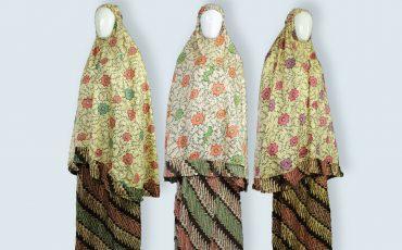 Mukena Batik Dewasa