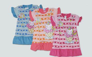 Grosir Dress Anak Kekinian Termurah