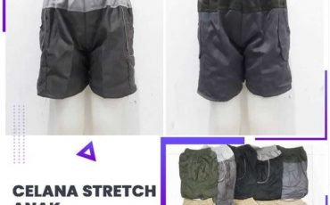 Celana Stretch Anak