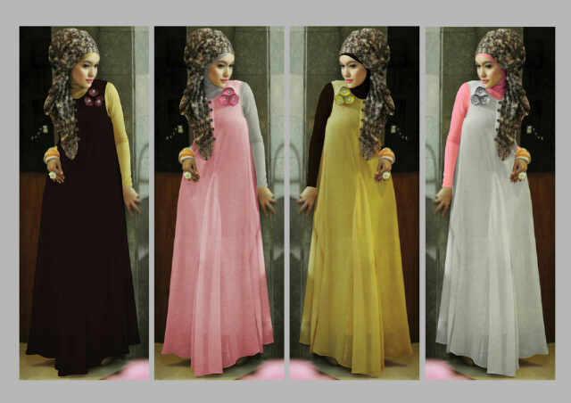 Grosir Baju Muslim Terbaru