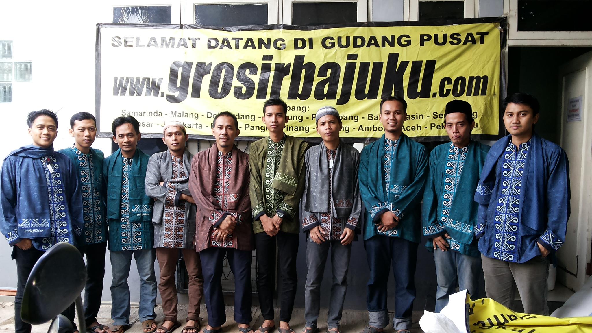 Grosirbajuku Team 2014