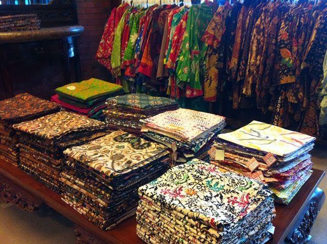Pusat Baju Batik Murah