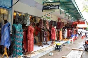 Tempat Grosir Baju Batik