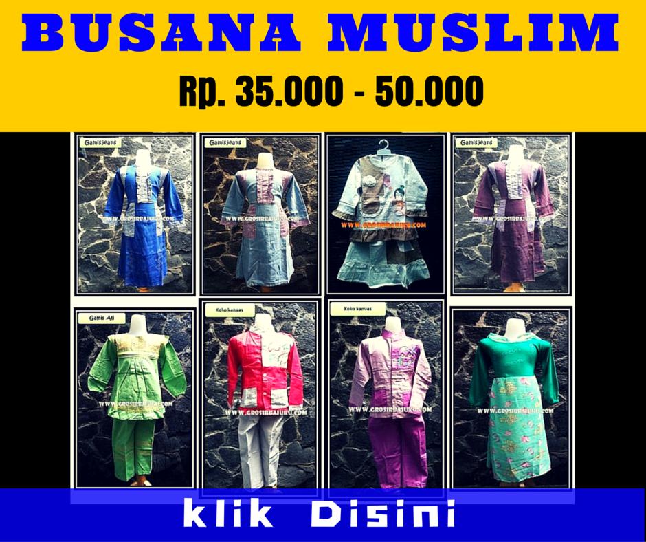 Grosir Busana Muslim Murah