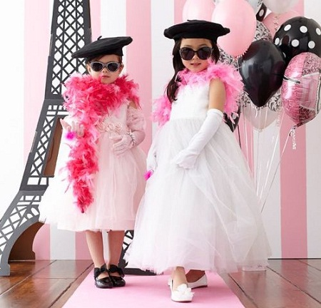 Grosir Baju Pesta Anak Perempuan