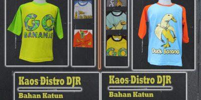 Grosir Kaos Distro Anak Murah 14ribuan