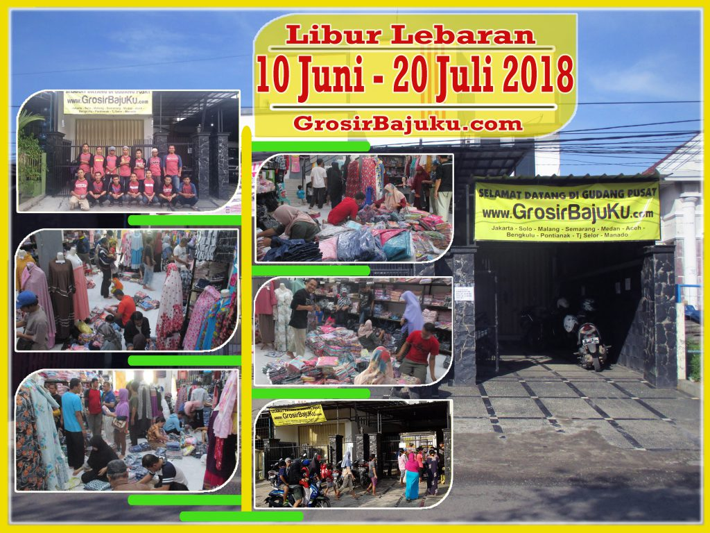 Libur Lebaran 2018