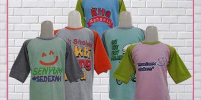 Kaos Muslim Anak