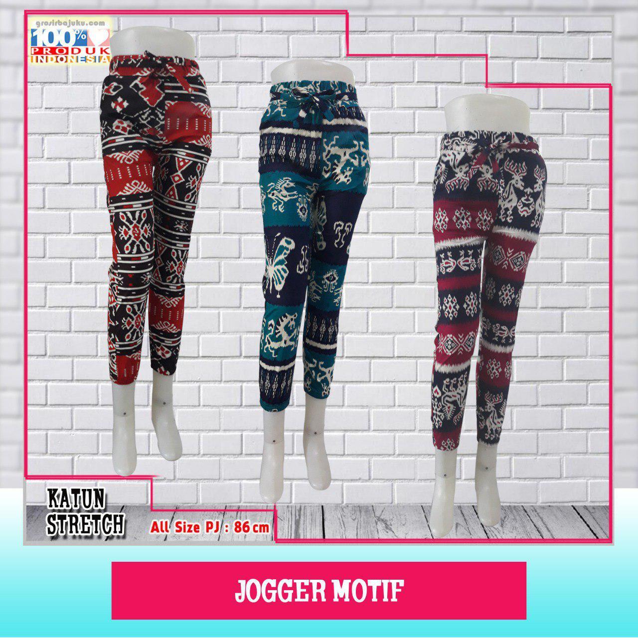 Jogger Motif